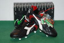 vintage Diadora Supergoal SC Van Basten Football Boots VTG Juve Milan Italy