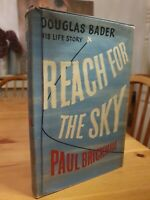 Reach For The Sky Paul Brickhill 1954 First Edition