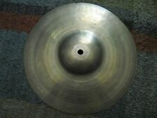 "11"" Vintage K Zildjian Constantinople Paper Thin Splash or Choke Cymbal 350g"