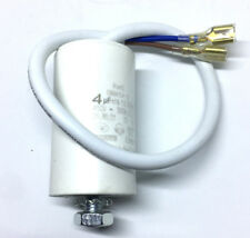 ELECTROLUX WESTINGHOUSE FRIDGE CAPACITOR 4UF 400V WIRED CLIP p/n 1455680