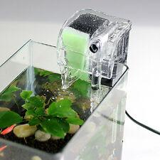 1  Aquarium Filtre-Externe -Pompe_Oxygène_Aquarium-Cascade-Filtre-Aquarium