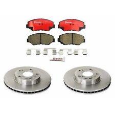 Front Disc Brake Disc & Pad KIT Brembo for Honda Accord CRV Element Acura ILX