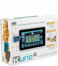 Kurio 7 Inch Android 4.0 Family Friendly Tablet with Blue Bumper  FACTORY SEALED