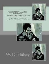 Variedades y Llantos Dibujados, la Tumba de Julio Jaramillo by W. Halsey...