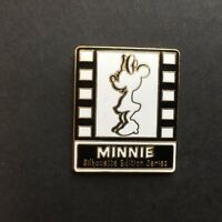 WDW Silhouette Edition Series Minnie Mouse - Disney Pin 7134