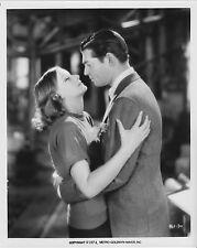SUSAN LENOX original MGM movie b/w lobby publicity photo GRETA GARBO/CLARK GABLE