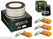 Pack Révision filtre à air/à huile bougies Yamaha FZS 1000 Fazer (5LV,1C2) 01-05