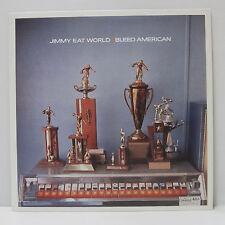 JIMMY EAT WORLD - BLEED AMERICAN LP 2001 EU ORIG CLARITY GET UP KIDS w/ inner