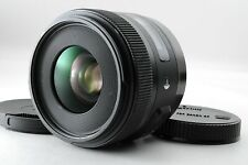 [Mint+]Sigma 30mm f/1.4 DC HSM ART Lens for Canon EF Mount From JAPAN