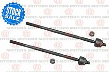 For Volkswagen Jetta 85-92 Front Inner Left Right Tie Rod End 2 Pieces EV270
