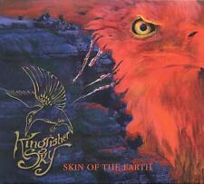 Kingfisher Sky - Skin Of The Earth - Goth Prog Rock - CD New & Sealed