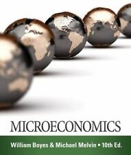 Microeconomics by Michael Melvin and William Boyes (2015, Paperback)