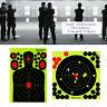 Exercise Shooting Targets Reactive Splatter Range Paper Target Gun Shoot Rifle