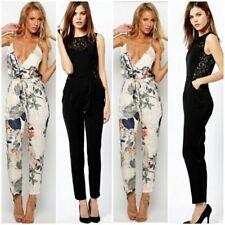 Plus Size Full Length V Neck Floral Dresses for Women