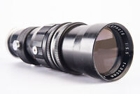 Venmar Telephoto 300mm f/5.5 Prime Lens for EXA Exakta Mount Cameras V10