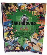 Earthbound Player's Guide Official / Authentic-Vintage 1995- Free Shipping!