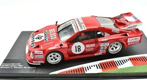 MODELLINI AUTO FERRARI RACING COLLECTION SCALA 1/43 DIECAST 308 GTB EDICOLA IXO