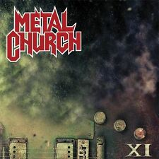 METAL CHURCH - XI 2 CD set + bonus track !!!