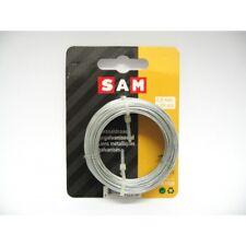 SAM Filo Metallico Zincato 0.8mm x 50m