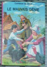 Comtesse de Ségur - Le mauvais génie - Casterman 1978