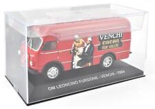 OM LEONCINO FURGONE - VENCHI - 1954 SCALA 143