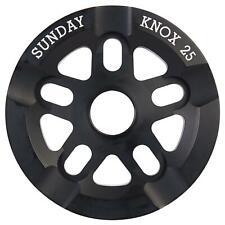 Sunday BMX Knox Sprocket Black