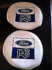 FORD RS  LAMP LIGHT COVERS Cibie AVO RS2000,MEXICO,RS1600 RS1800 Harrier BDA (SQ