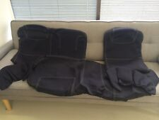 VF Wagon Genuine Holden Neoprene Rear Seat Covers P-n 92282352