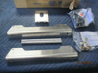 NEW NOS OEM POLARIS SNOWMOBILE IQ CHASSIS RMK DRAGONS GAS CAN RACK 2876274