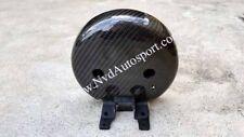 BMW Mini R53 Carbon fiber Single Gauge Tachometer Ring - Back Side