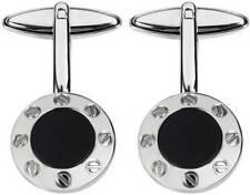 Onyx Rhodium Jewellery for Men