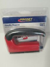 Powerful 100 Lb Force Handled Magnet Super Strong Magnet Magnetic Pick Up Tool