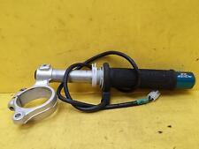 2003 SUZUKI GSXR 750 K1 K2 OFF SIDE RIGHT CLIP ON HANDLE BAR