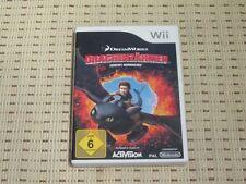 Drachenzähmen Leicht Gemacht für Nintendo Wii und Wii U *OVP*