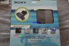 SONY NET MD ARMBAND CASE, FOR MINIDISC PLAYERS