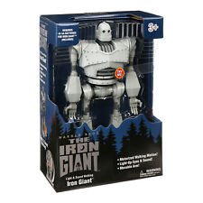The Iron Giant Light & Sound Walking Robot Toy, 15 Inch Brand New