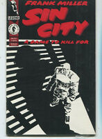 Sin City  1 of 6  A Dame To Kill For   Frank Miller  Near Mint CBX17
