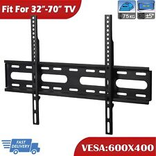 TV Wall Bracket Mount Fixed For Samsung LG 42 43 44 47 50 52 53 55 60 62 70 inch