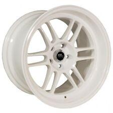 MST Suzuka 18x11.0 5x114.3 +10 73.1 Alpine White Wheels (Set of 4)