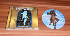 Ian Anderson *Jethro Tull*, original signed CD *Living with the Past*, RAR