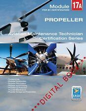 ***DIGITAL BOOK***EASA Part-66 Module M17A B1.1 - Propeller