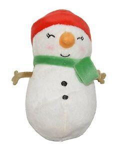Carter's Mini Snowman Plush
