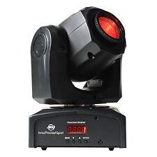 AMERICAN DJ Inno Pocket Spot LED Mini Moving Head 12W DMX Effect Light w/7 Gobos