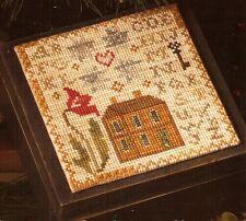 EP Blackbird Designs American Star Counted Cross Stitch Graph Leaflet Pattern