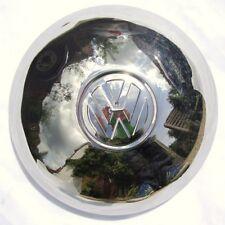 VW Kombi Bus Domed STAINLESS STEEL HUB CAP SET OF 4 LATE 1972-1979