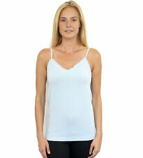 New Anthropologie Womens Layering Tank Top Spaghetti Strap Seamless Camisole $24