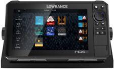 Lowrance Hds 9 Live without Transducer Echo Sounder GPS Combination Device