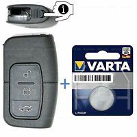 Funk Schlüssel Tasten Gehäuse für Peugeot Citroen Toyota 206 307 C1 C2 C3 Aygo