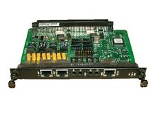 3COM 69-001222-00 DUAL T1 NET INTERFACE CARD NCPIXW0 ***30 DAY WARRANTY***