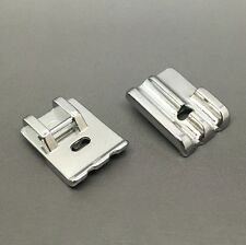 Universal Metal Double Welting Piping Cording Foot For Austin and other Brands
